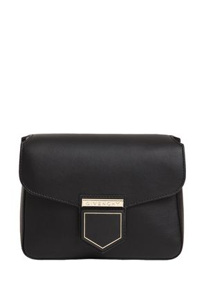 SMALL NOBILE SATINATED LEATHER BAG