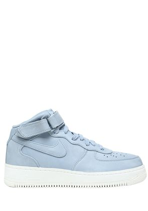 AF1 MID TOP LEATHER SNEAKERS