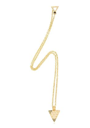 IWI GOLD NECKLACE WITH DIAMONDS