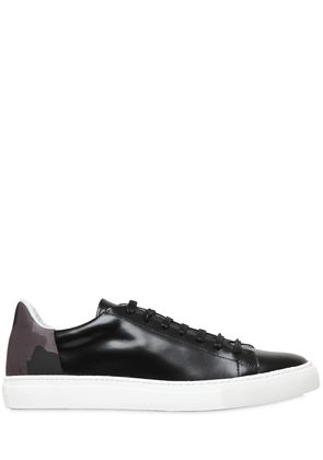 SOPHNET LEATHER SNEAKERS