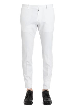 TIDY COTTON TWILL CHINO PANTS