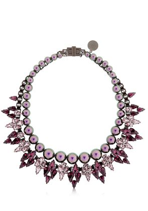 BRILLIANT JEWELRY CRYSTAL NECKLACE