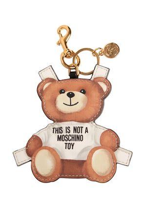 TEDDY BEAR TAB KEY CHAIN