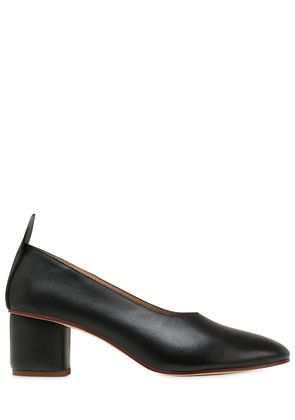 50MM LEATHER PUMPS