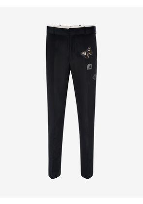 ALEXANDER MCQUEEN Tailored Trousers - Item 36919448