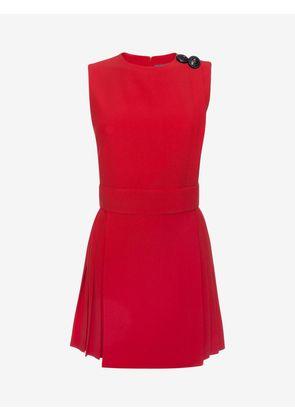 ALEXANDER MCQUEEN Mini Dresses - Item 34688335
