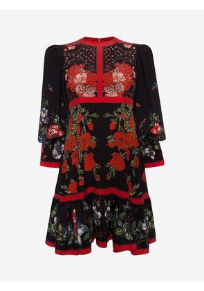 ALEXANDER MCQUEEN Mini Dresses - Item 34688336