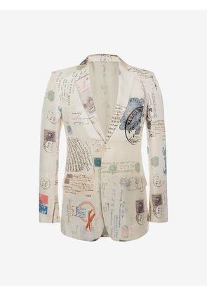 ALEXANDER MCQUEEN Tailored Jackets - Item 41689174