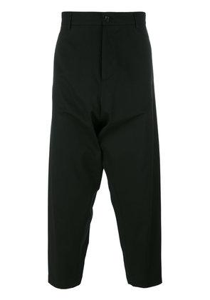 Société Anonyme Sauvage Summer trousers, Adult Unisex, Size: XS, Black