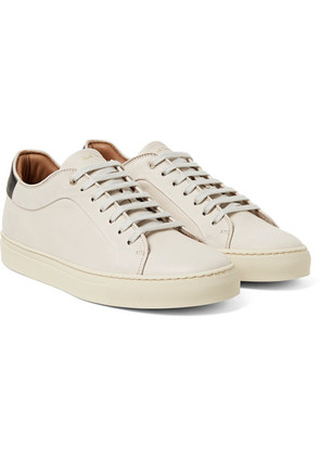 Paul Smith - Basso Leather Sneakers - Off-white