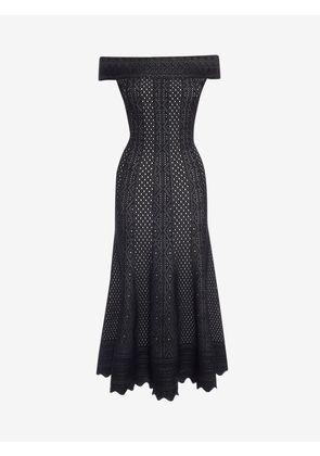 ALEXANDER MCQUEEN Long Dresses - Item 34712448