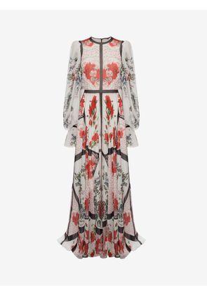 ALEXANDER MCQUEEN Long Dresses - Item 34688337