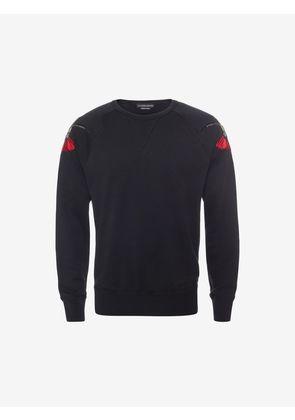 ALEXANDER MCQUEEN Sweatshirts - Item 37971402