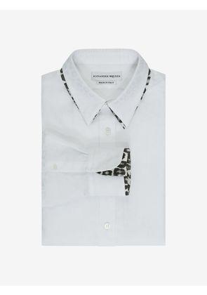 ALEXANDER MCQUEEN Long Sleeve Shirts - Item 38612157