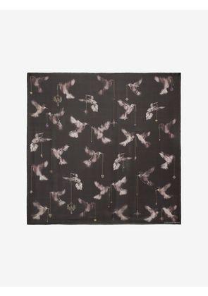 ALEXANDER MCQUEEN Fashion Scarves - Item 46484532