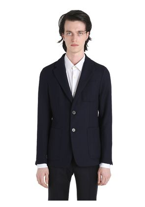 SAVIO ERMO VIRGIN WOOL JACKET