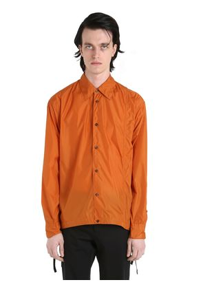 WATERPROOF NYLON SHIRT STYLE JACKET