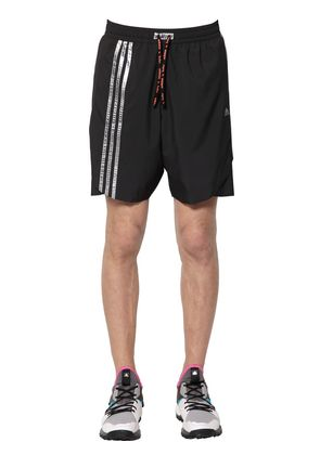 ULTRA LIGHT NYLON RUNNING SHORTS