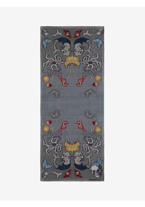 ALEXANDER MCQUEEN Fashion Scarves - Item 46499666