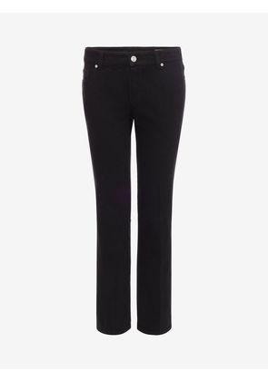 ALEXANDER MCQUEEN Trousers - Item 36970668