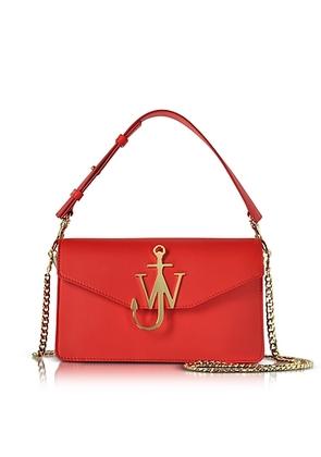 J.W. Anderson - Scarlet Red Logo Purse