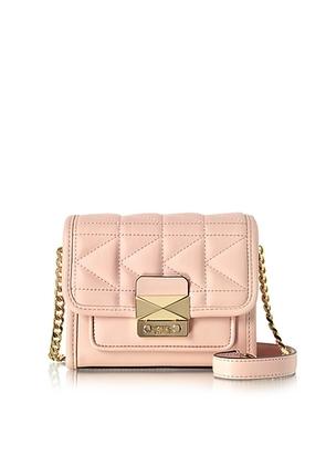 Karl Lagerfeld - Light Pink K/Kuilted Crossbody Bag