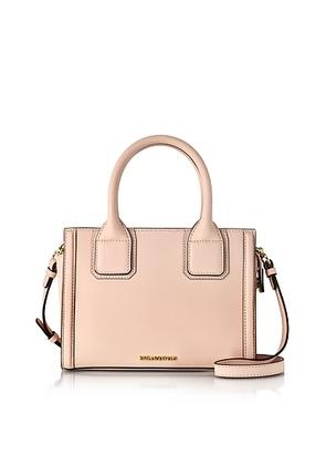 Karl Lagerfeld - Light Pink Saffiano Leather K/Klassic Mini Tote