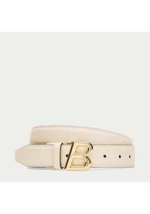 Bally B Oblique 30 W White, B OBLIQUE 30 W
