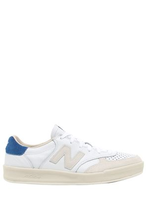 CRT300 LEATHER SNEAKERS