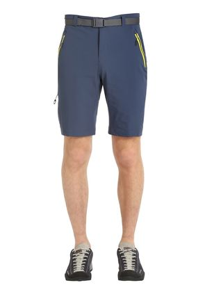 TITANIUM TITAN PEAK TECH SHORTS