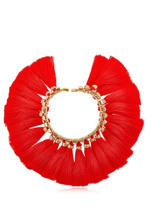 THE BOWING ALMA CHOKER NECKLACE