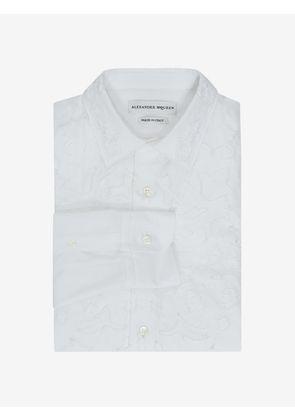 ALEXANDER MCQUEEN Long Sleeve Shirts - Item 38612158