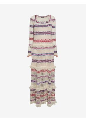 ALEXANDER MCQUEEN Long Dresses - Item 34712447