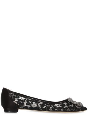 10MM HANGISI LACE FLATS