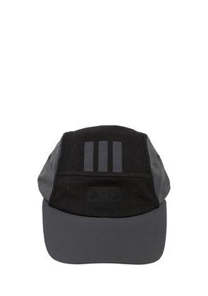 LOGO WOVEN REFLECTIVE CAP