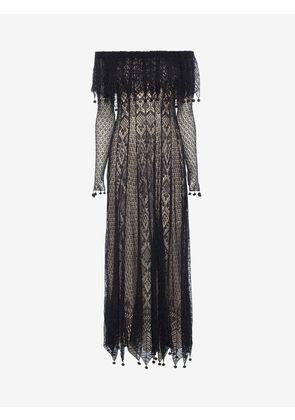 ALEXANDER MCQUEEN Long Dresses - Item 34712449