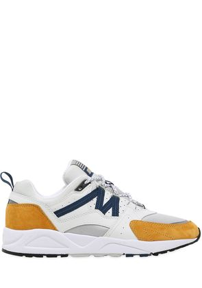 FUSION 2.0 FAUX SUEDE & NYLON SNEAKERS