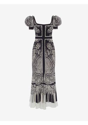 ALEXANDER MCQUEEN Long Dresses - Item 34712445