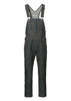 Naked And Famous - denim jumpsuit - men - Cotton - 30, Blue