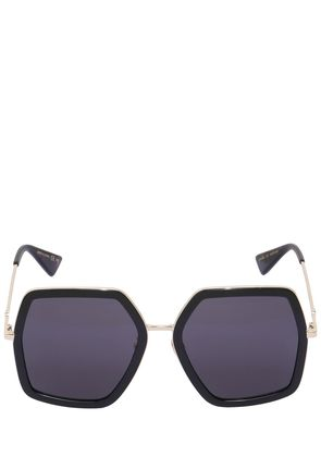 OVERSIZED OCTAGON SUNGLASSES