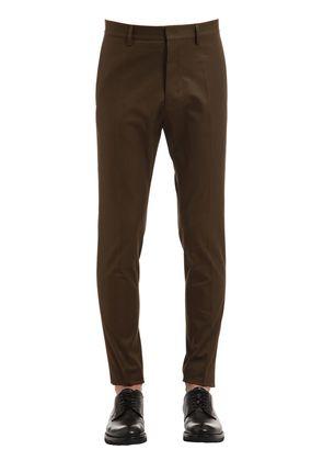 HOCKNEY COTTON TWILL PANTS