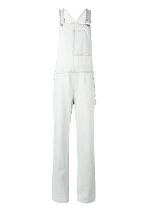 A.P.C. - denim dungarees - men - Cotton - L, Blue