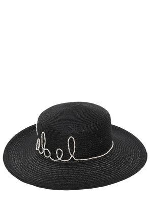 COLETTE REBEL BOATER HAT