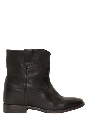 ETOILE 70MM CLUSTER LEATHER BOOTS